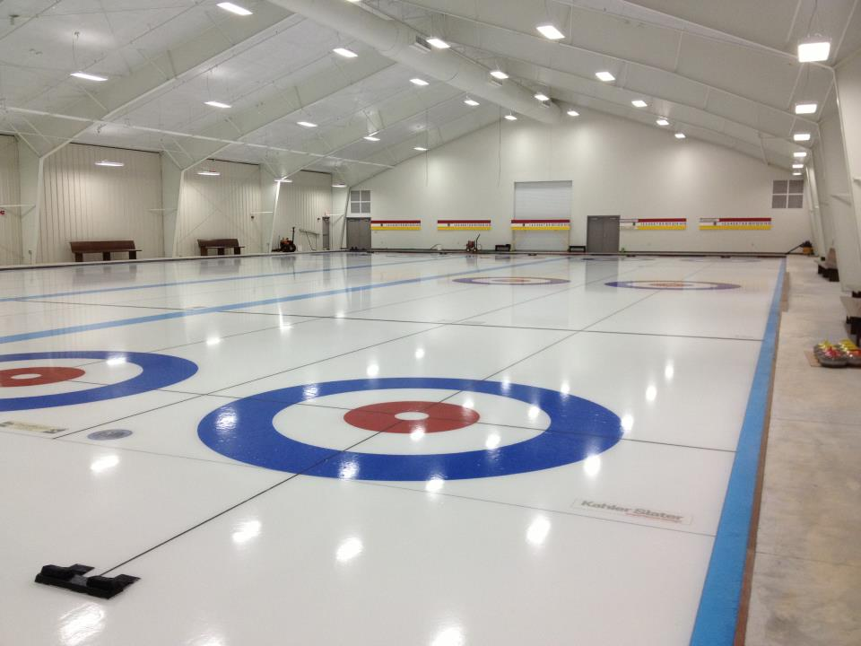 Curling Facility