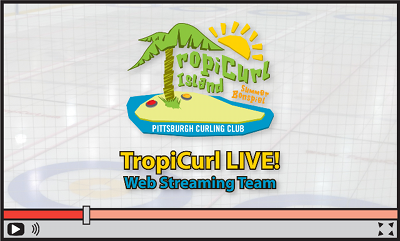 Tropicurl Web Stream Team Logo