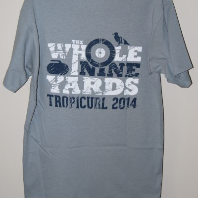 Men's back of shirt 2014 Tropicurl