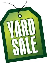 PCC yard sale earns cash for the Building Fund!