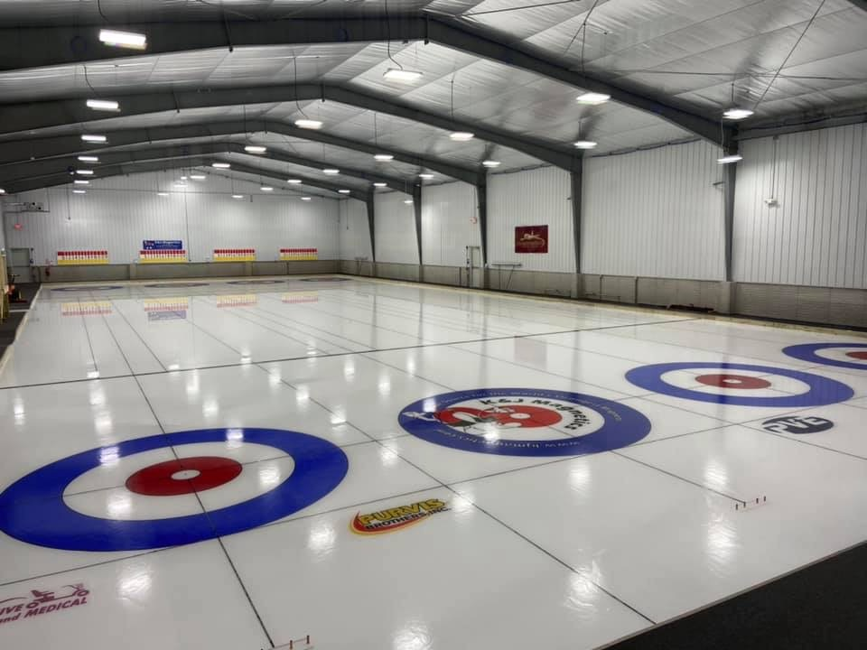 New Curling Facility